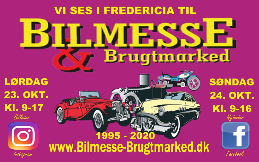 Fredericia Bilmesse & Brugtmarked